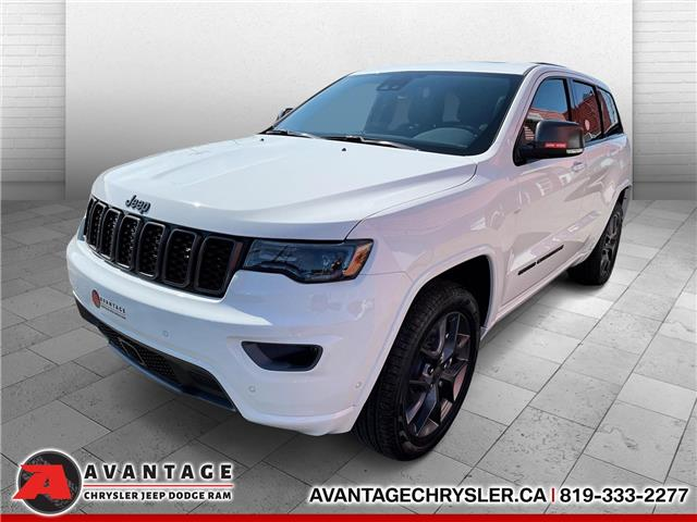 2021 Jeep Grand Cherokee Limited (Stk: 41203) in La Sarre - Image 1 of 25