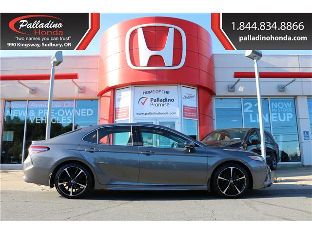 2018 Toyota Camry  (Stk: 23282A) in Greater Sudbury - Image 1 of 36