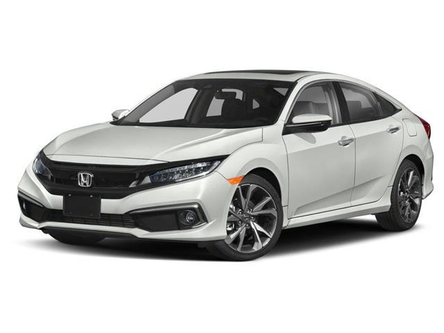 2021 Honda Civic Touring (Stk: 21D243A) in Toronto, Ajax, Pickering - Image 1 of 9