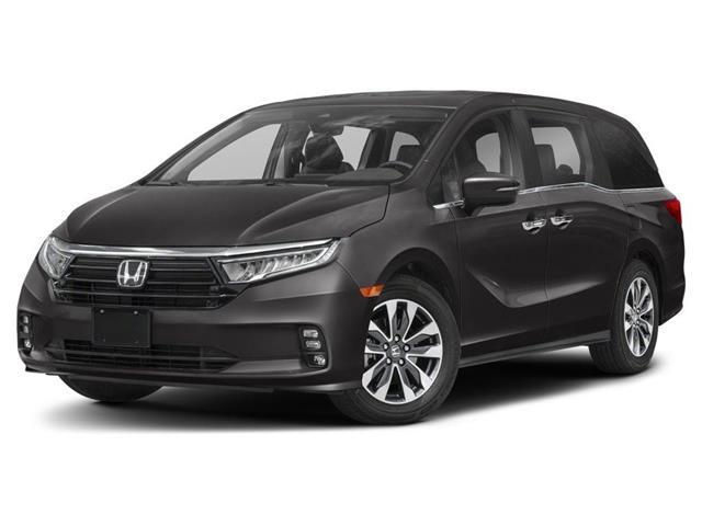 2021 Honda Odyssey EX-L Navi (Stk: 21H100B) in Toronto, Ajax, Pickering - Image 1 of 9