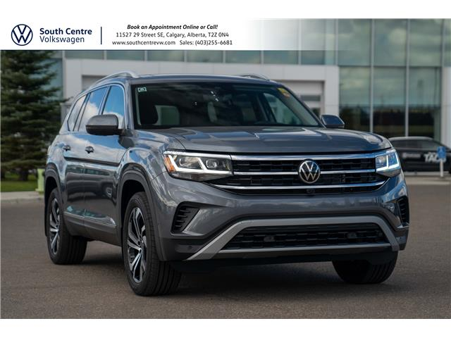 2021 Volkswagen Atlas 3.6 FSI Execline (Stk: 10409) in Calgary - Image 1 of 46