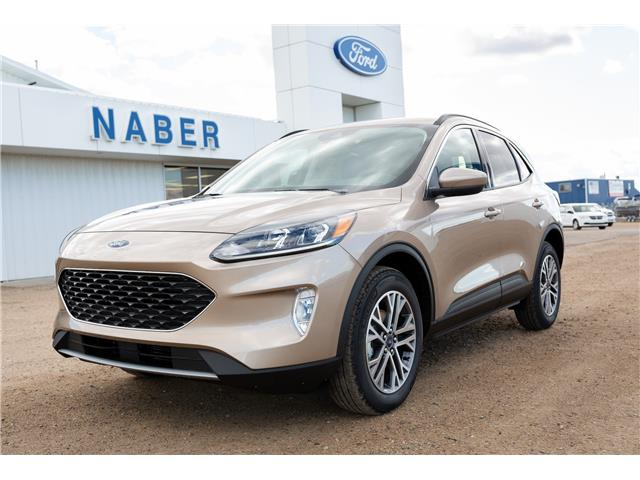 2021 Ford Escape SEL (Stk: N87616) in Shellbrook - Image 1 of 19