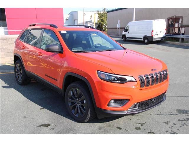 2021 Jeep Cherokee North (Stk: PW3645) in St. John's - Image 1 of 22