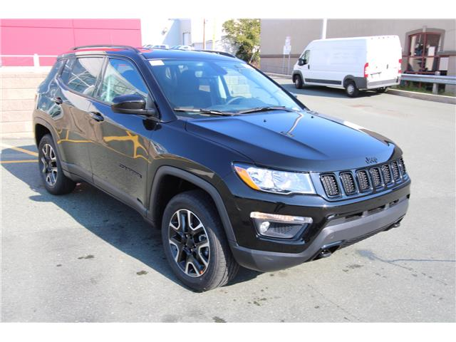 2021 Jeep Compass Sport (Stk: PW3650) in St. John\'s - Image 1 of 21