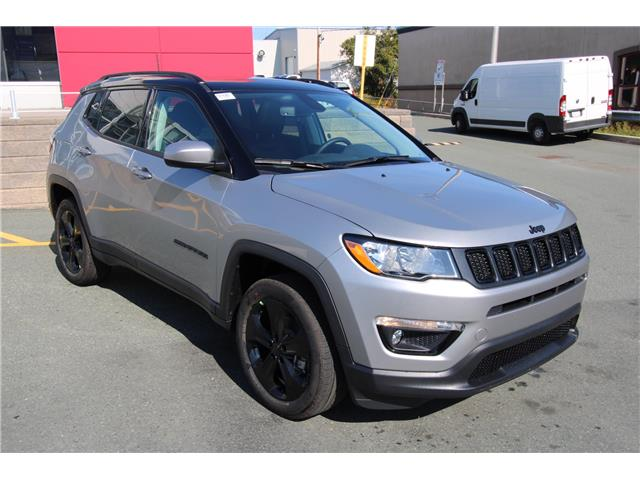 2021 Jeep Compass Altitude (Stk: PW3605) in St. John's - Image 1 of 21