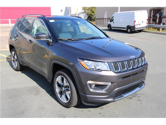 2021 Jeep Compass Limited (Stk: PW3540) in St. John\'s - Image 1 of 21