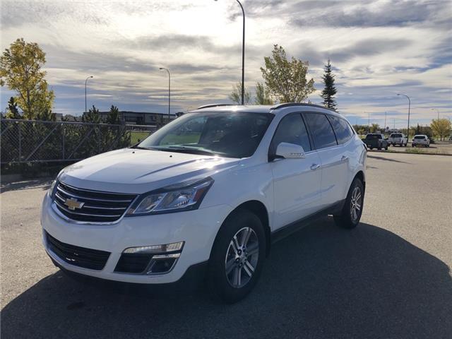 2017 Chevrolet Traverse 2LT (Stk: H14-4851B) in Grande Prairie - Image 1 of 28