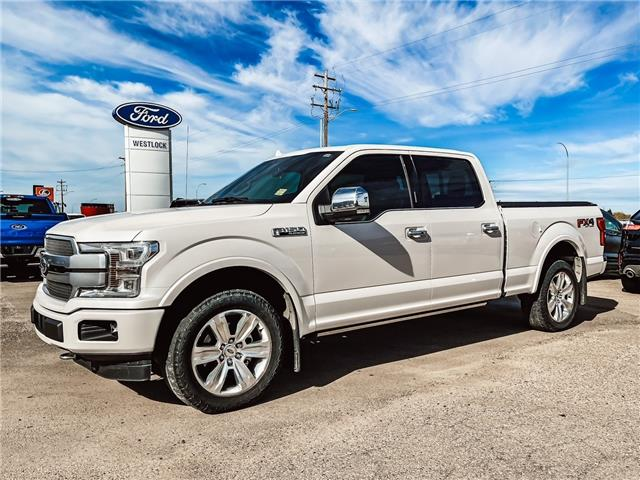 2018 Ford F-150 Platinum (Stk: 21074A) in Westlock - Image 1 of 14
