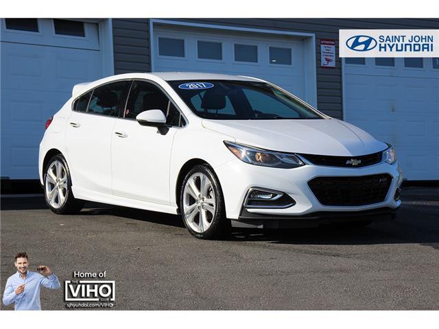 2017 Chevrolet Cruze Hatch Premier Auto (Stk: 16870A) in Saint John - Image 1 of 22