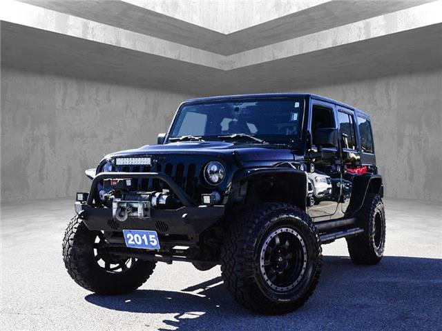 2015 Jeep Wrangler Unlimited Rubicon (Stk: 9919B) in Penticton - Image 1 of 17
