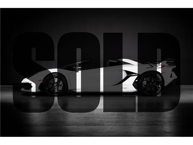 2021 Lamborghini Aventador SVJ Roadster  (Stk: ) in Woodbridge - Image 1 of 24