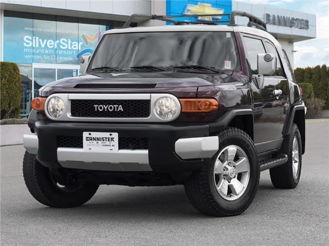 2007 Toyota FJ Cruiser Base (Stk: 21757B) in Vernon - Image 1 of 26