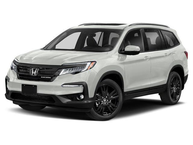 2022 Honda Pilot Black Edition (Stk: N6067) in Niagara Falls - Image 1 of 9