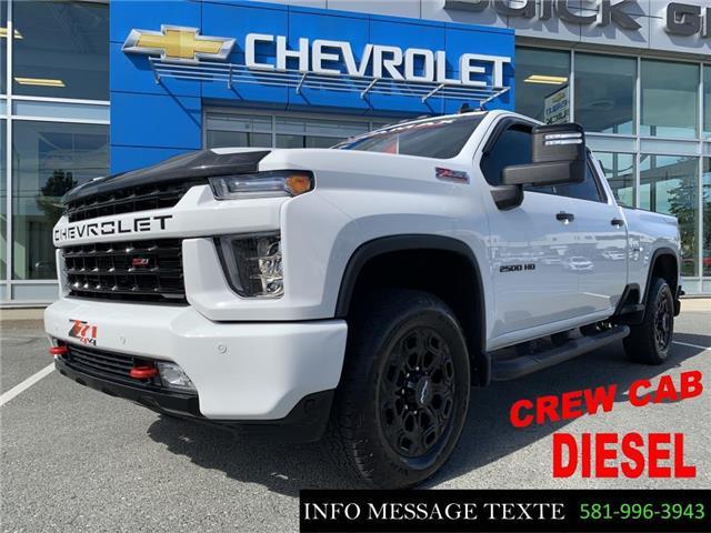 2021 Chevrolet Silverado 2500HD LT (Stk: X8623) in Ste-Marie - Image 1 of 30