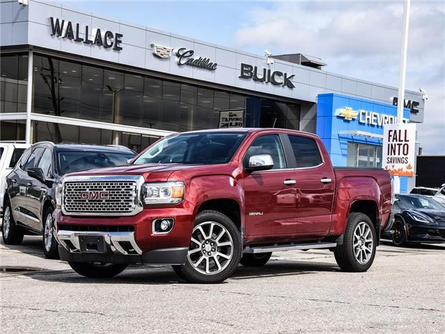 2020 GMC Canyon 4WD Crew Cab 128 DENALI, HEATED COOLED SEATS, BOSE (Stk: PL5444) in Milton - Image 1 of 26