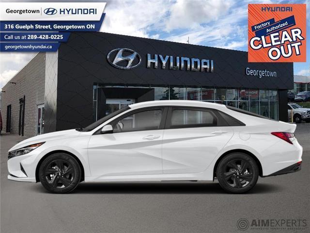 2022 Hyundai Elantra Preferred w/Sun & Tech Pkg (Stk: 1348) in Georgetown - Image 1 of 1