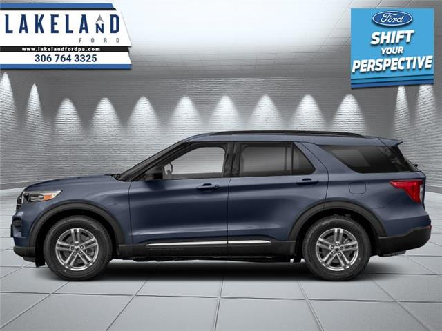 2021 Ford Explorer XLT (Stk: 21-684) in Prince Albert - Image 1 of 1
