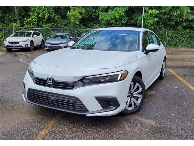 2022 Honda Civic LX (Stk: 11445) in Brockville - Image 1 of 21