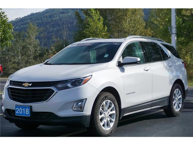 2018 Chevrolet Equinox 1LT (Stk: 21-278A) in Salmon Arm - Image 1 of 1