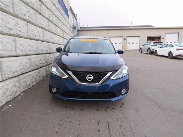 2017 Nissan Sentra SR Turbo (Stk: D10880A) in Fredericton - Image 1 of 20