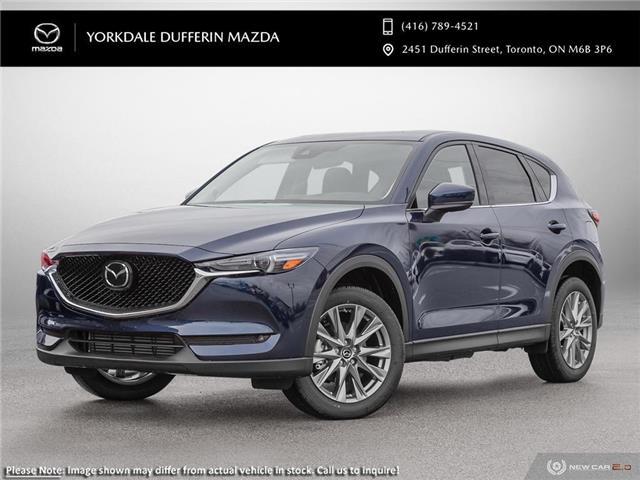 2021 Mazda CX-5 GT w/Turbo (Stk: 21577) in Toronto - Image 1 of 23