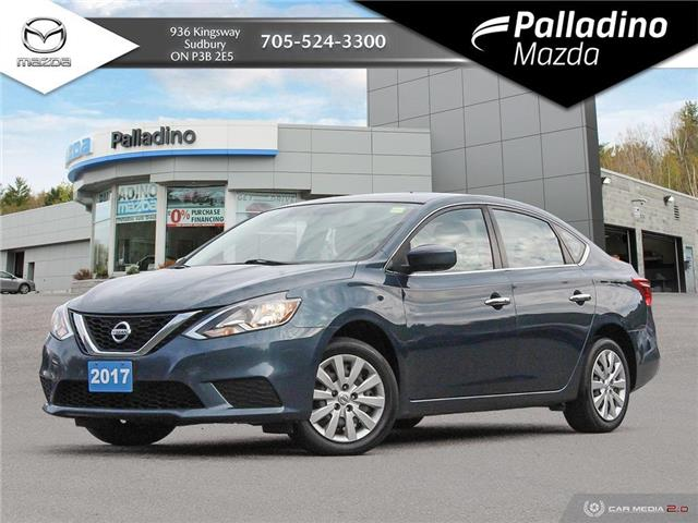 2017 Nissan Sentra 1.8 SV (Stk: BC0138) in Greater Sudbury - Image 1 of 28