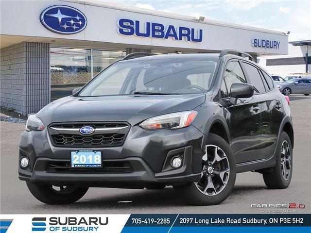 2018 Subaru Crosstrek Sport (Stk: US1260) in Sudbury - Image 1 of 24
