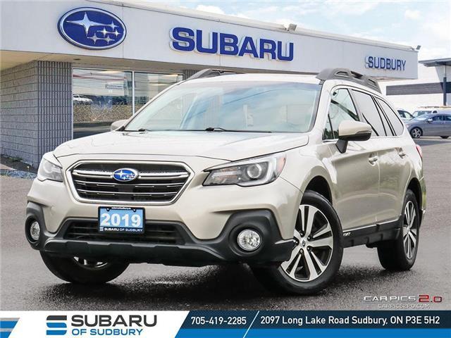 2019 Subaru Outback 3.6R Limited (Stk: US1261) in Sudbury - Image 1 of 22