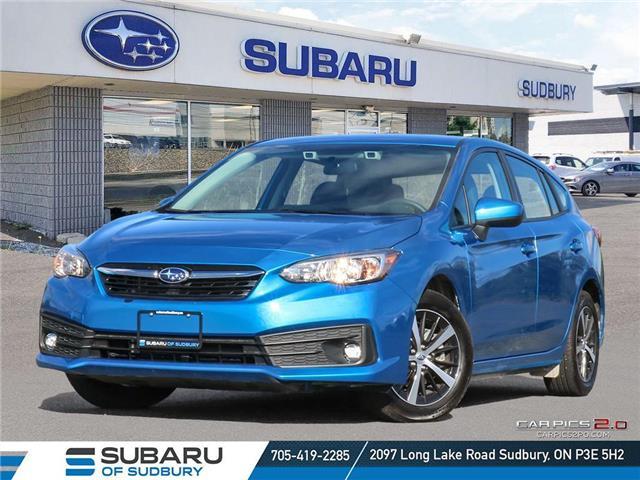 2021 Subaru Impreza Touring (Stk: US1264) in Sudbury - Image 1 of 25