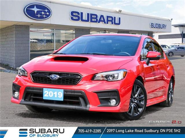 2019 Subaru WRX Sport (Stk: US1262) in Sudbury - Image 1 of 26