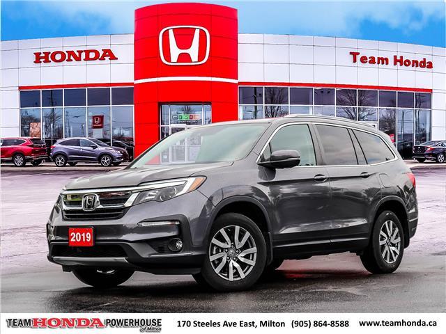 2019 Honda Pilot EX-L Navi (Stk: 3999) in Milton - Image 1 of 30