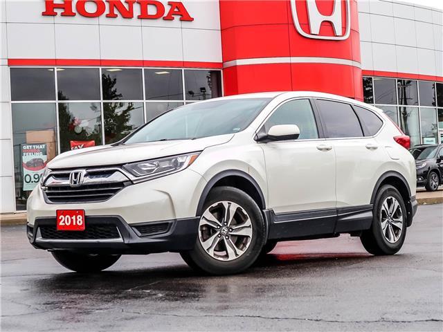 2018 Honda CR-V LX (Stk: 4000) in Milton - Image 1 of 1