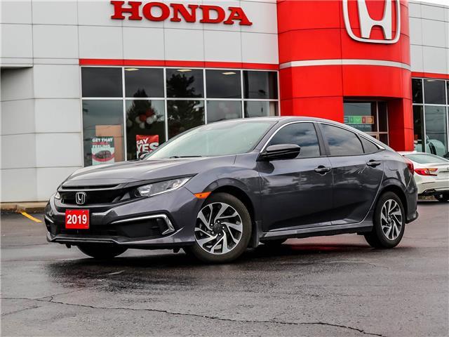 2019 Honda Civic EX (Stk: 4005) in Milton - Image 1 of 1