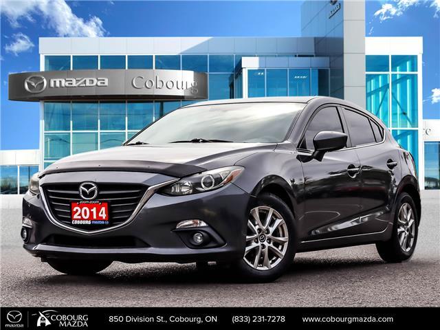 2014 Mazda Mazda3 Sport GS-SKY (Stk: U0579) in Cobourg - Image 1 of 27