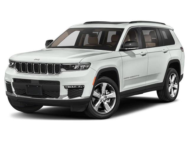 2021 Jeep Grand Cherokee L Overland (Stk: 21574) in Mississauga - Image 1 of 9