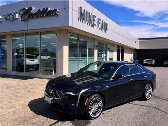 2020 Cadillac CT4 Premium Luxury (Stk: P4351) in Smiths Falls - Image 1 of 15