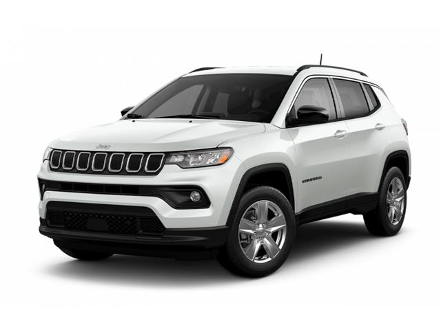 2022 Jeep Compass North (Stk: ) in Québec - Image 1 of 1