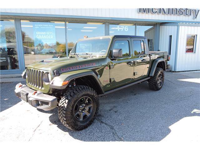 2021 Jeep Gladiator Mojave (Stk: 607244) in Dryden - Image 1 of 13