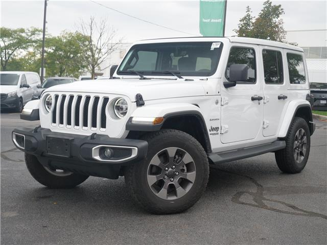 2020 Jeep Wrangler Unlimited Sahara (Stk: 1760) in Mississauga - Image 1 of 24