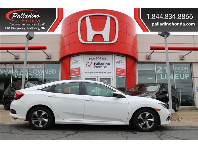 2019 Honda Civic LX (Stk: BC0214) in Greater Sudbury - Image 1 of 33