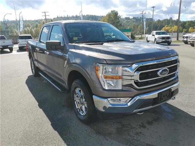 2021 Ford F-150 XLT (Stk: 21T134) in Quesnel - Image 1 of 14