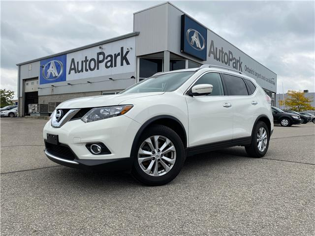 2014 Nissan Rogue SV (Stk: 14-02693JB) in Barrie - Image 1 of 25