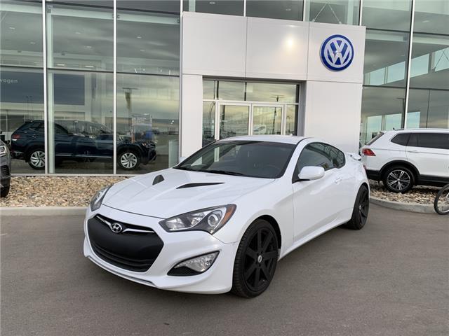 2016 Hyundai Genesis Coupe 3.8 Premium (Stk: F0754) in Saskatoon - Image 1 of 5