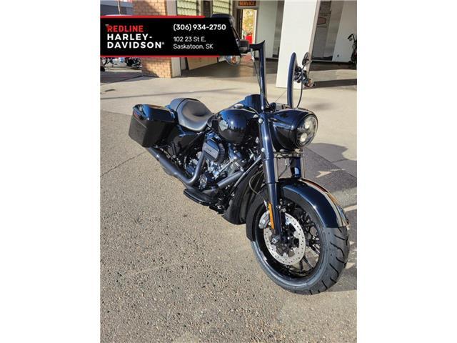 2021 Harley-Davidson FLHRXS - Road King™ Special  (Stk: FLHRXS-21-9498) in Saskatoon - Image 1 of 7