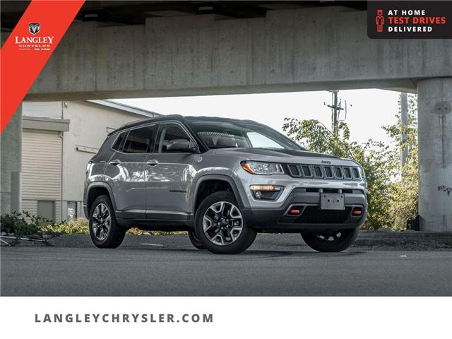 2018 Jeep Compass Trailhawk (Stk: LC0926A) in Surrey - Image 1 of 24