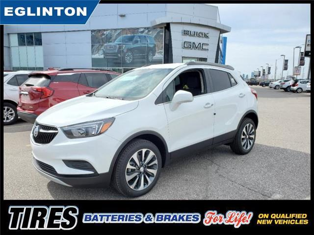 2022 Buick Encore Preferred (Stk: NB501732) in Mississauga - Image 1 of 18