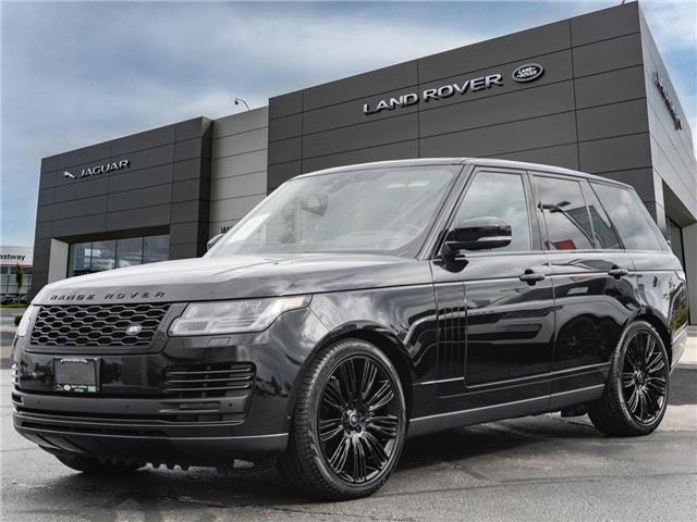 2019 Land Rover Range Rover 5.0L V8 Supercharged (Stk: PL67043) in Windsor - Image 1 of 24