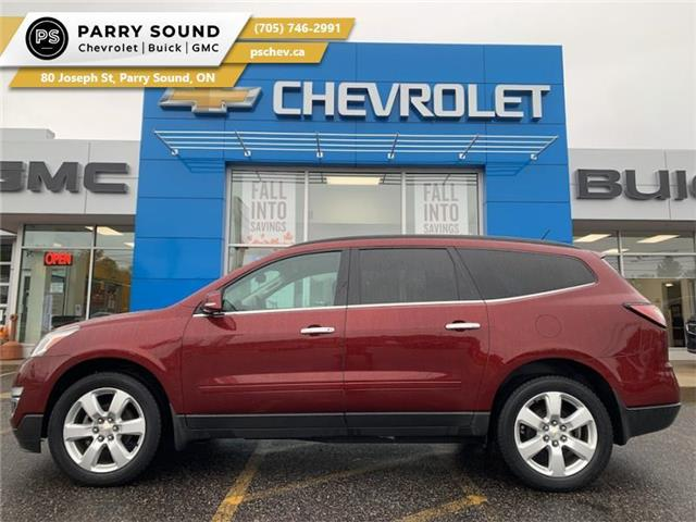 2017 Chevrolet Traverse 1LT (Stk: 21-245B) in Parry Sound - Image 1 of 21