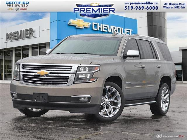 2018 Chevrolet Tahoe Premier (Stk: LR51832) in Windsor - Image 1 of 28