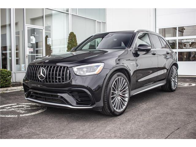 2020 Mercedes-Benz GLC AMG GLC63S, AMG Driver Package, Technology Package (Stk: PL096) in Laval - Image 1 of 23